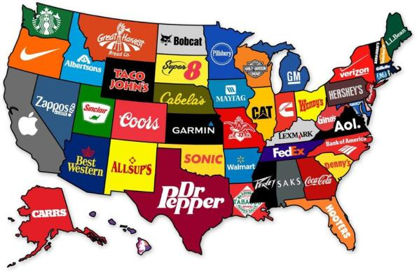 Largest Brand by State