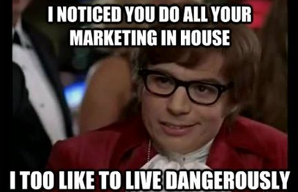 Marketing Quotes and Memes